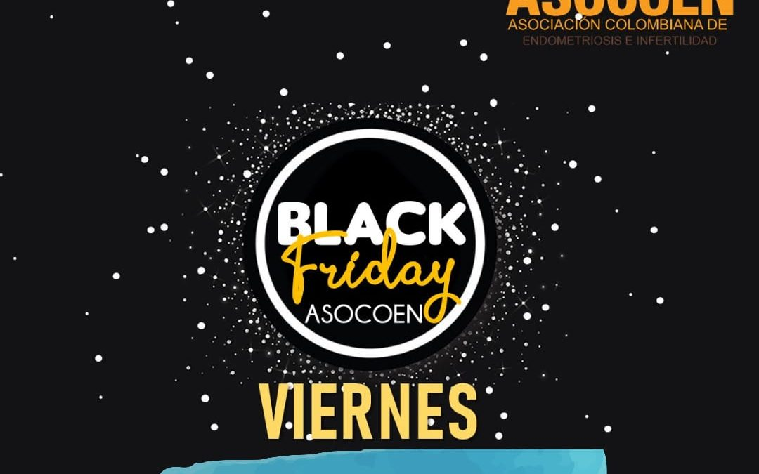 La tienda virtual de Asocoen se une al black friday