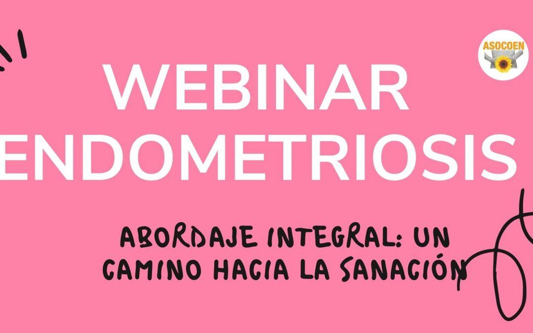 Webinar Endometriosis: abordaje integral, un camino hacia la sanación